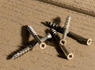 Deck Screw Comparison