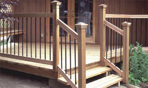 Rail Simple Railings At Deck Builder Outlet Online Store