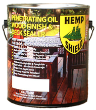 Hemp Shield Deck Sealer Gallon