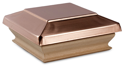 Woodway Copper Flat Top