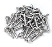AS&D Aluminum and Cable Railings Screws