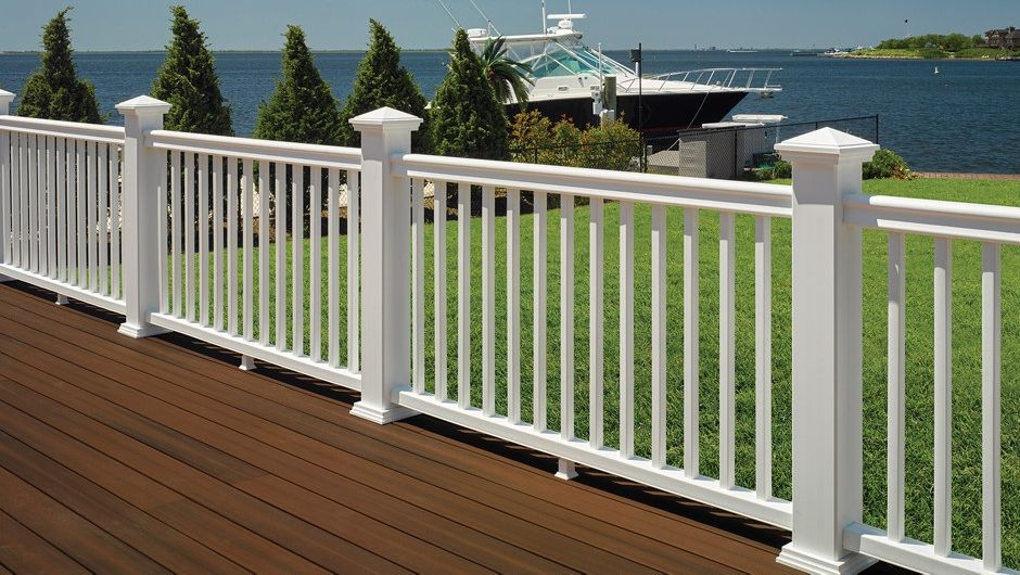 Fiberon Symmetry Composite Railings