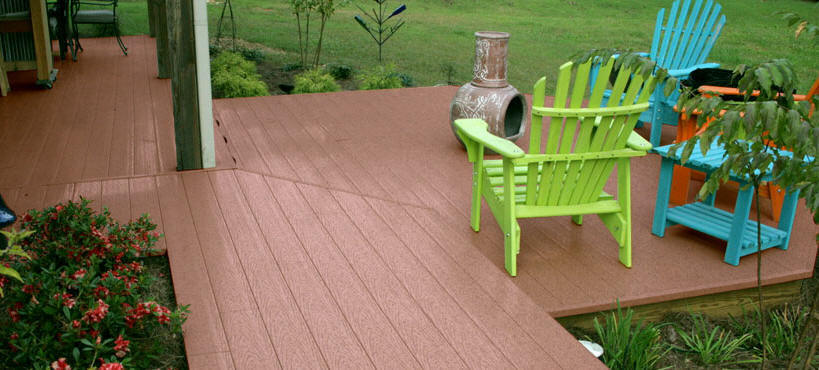 Gorilla Deck Vinyl Decking