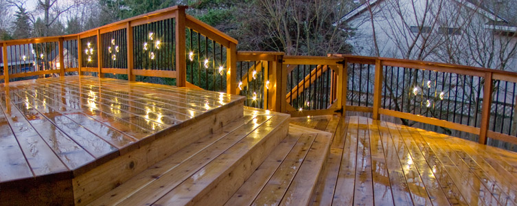 LIGHTED ALUMINUM BALUSTERS: STUNNING ACCENT LIGHTING FOR DECK, BALCONY, STAIRS