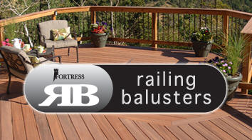 Fortress Balusters At Deck Builder Outlet Online Store
