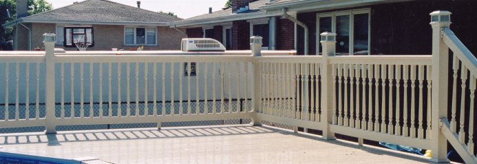 Lwi Rail Railings At Deck Builder Outlet Online Store
