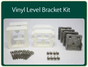 Fairway Vinyl Railing Brackets