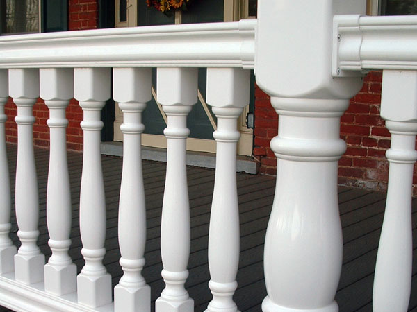 17 best images about classic stairs balusters and newels.htm legends vinyl balustrades  legends vinyl balustrades