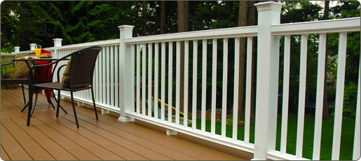 Fiberon Composite Railing Kits