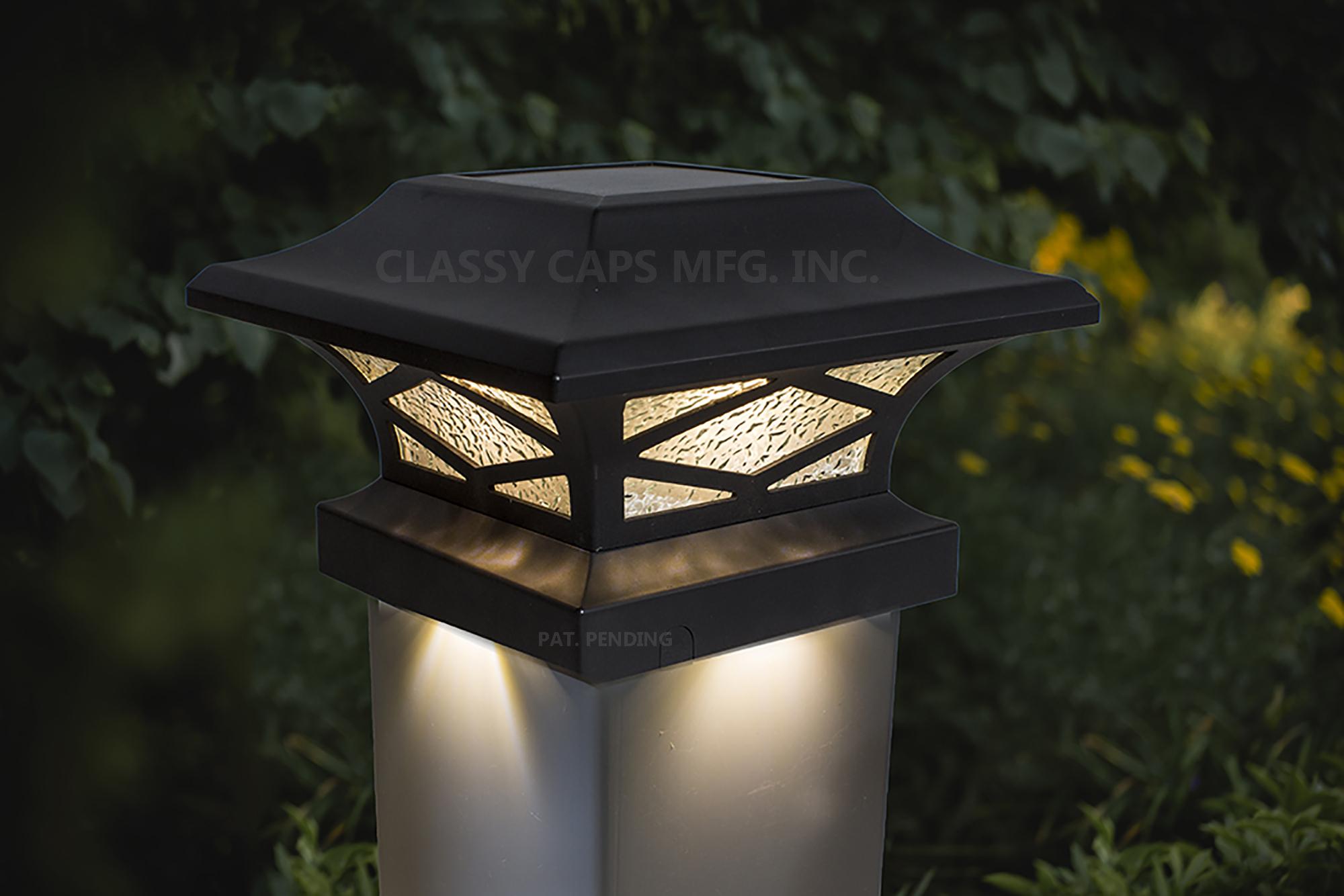 Solar Sun Metal Wall Art 12 LED solar lights bronze effect Stylish Garden Wall !