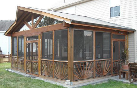 Get More Seasons Out Of Your Porch, Screen Room Or Gazebo With The Riviera  Slider Window System. Our Left/Right Sliding Glass Windows Mount To The  Outside ...