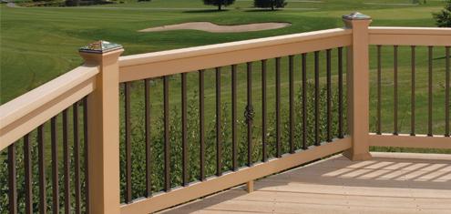 Deckorators Estate Balusters At Deck Builder Outlet Online