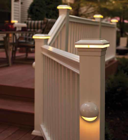 Fiberon Deck & Rail Lighting