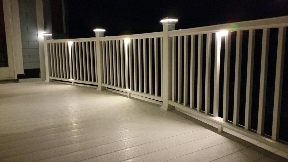 Timber Tech Deck Lites At Builder Outlet